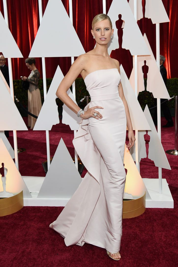 Oscars Fashion 2015: Come See Who Made Our Best-Dressed List! Karolina Kurkova