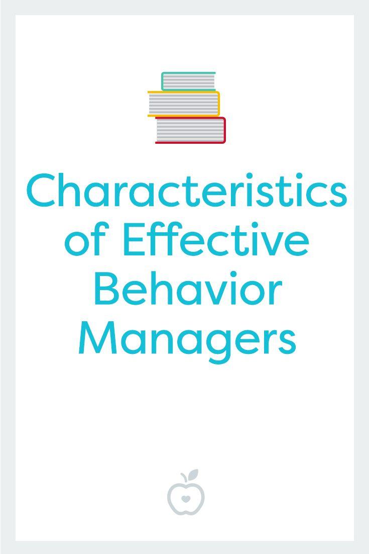 characteristics discipline