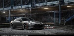 2011 Nissan GTR Custom - http://sickestcars.com/2013/05/28/2011-nissan-gtr-custom-3/
