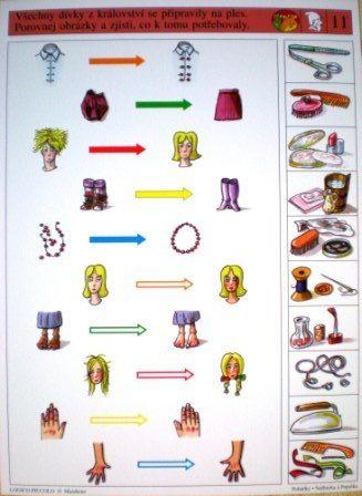 LOGICO PICCOLO | Pohádky | Pohádky - Sněhurka a Popelka | Didaktické pomůcky a hračky - AMOSEK