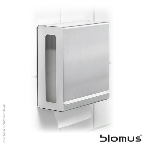 Nexio #papertowel #dispenser is a modern way of keeping paper towels in baths, spas, and clinics. Available at Vincimed.com