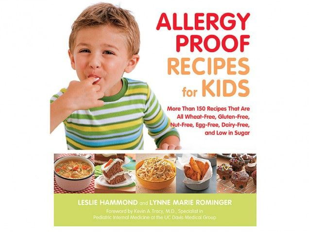 This is a great book for parents who face the daily challenge of cooking for children with food allergies.