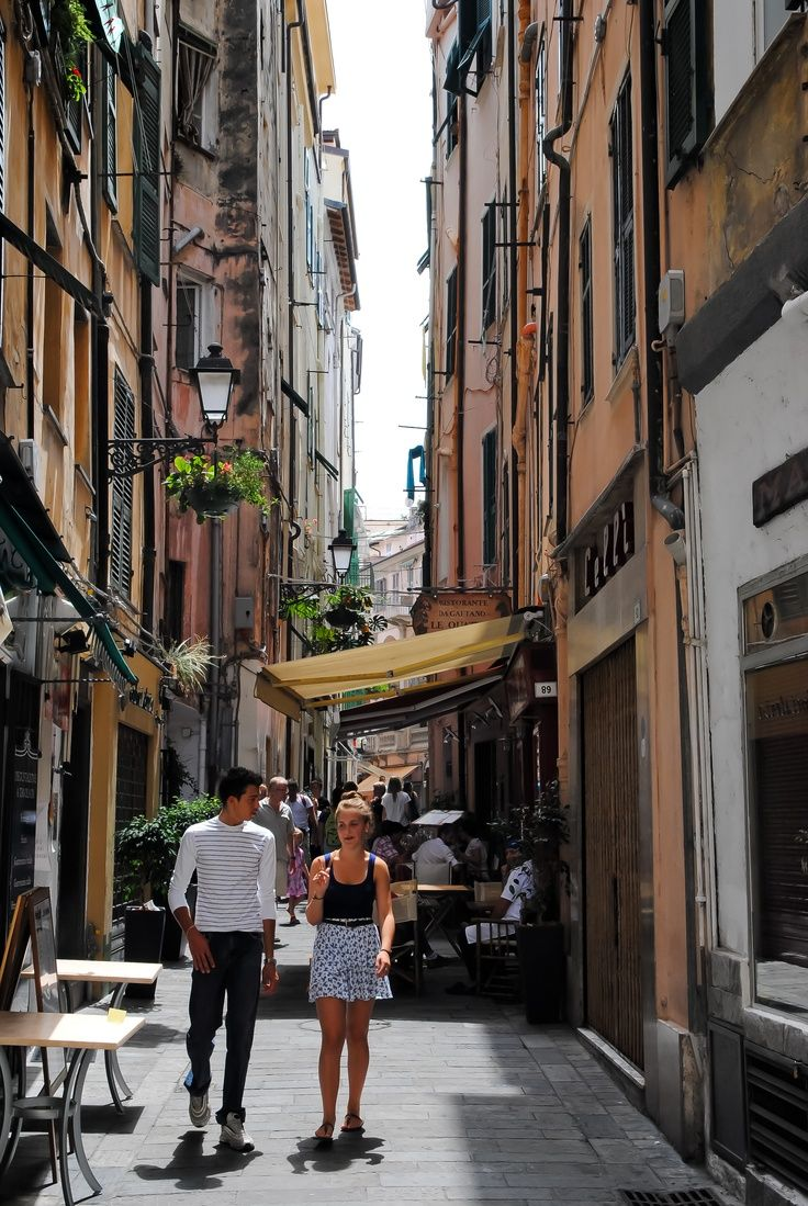 San remo, Liguria