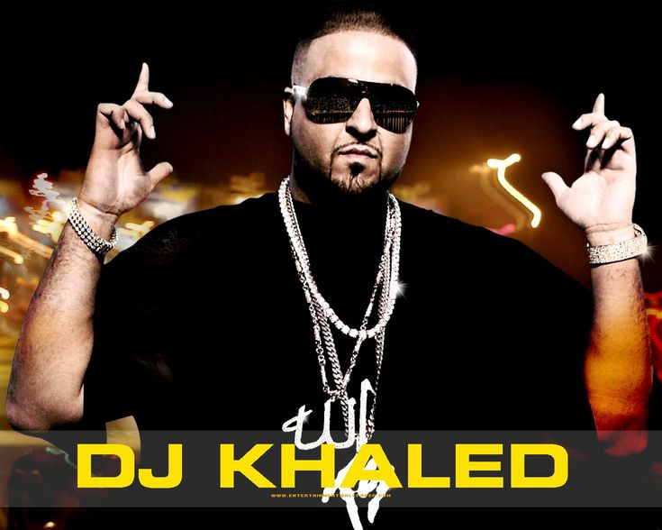 A Crafty Arab: Arab Americans You Already Know - DJ Khaled