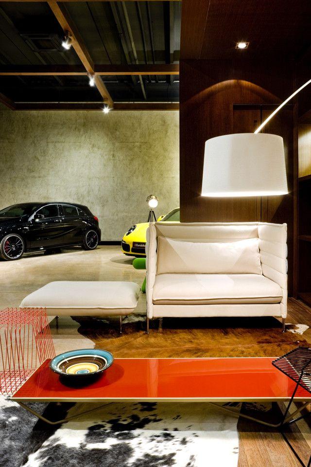 Galeria de Showroom Eurobike - Porsche / 1:1 arquitetura:design - 16