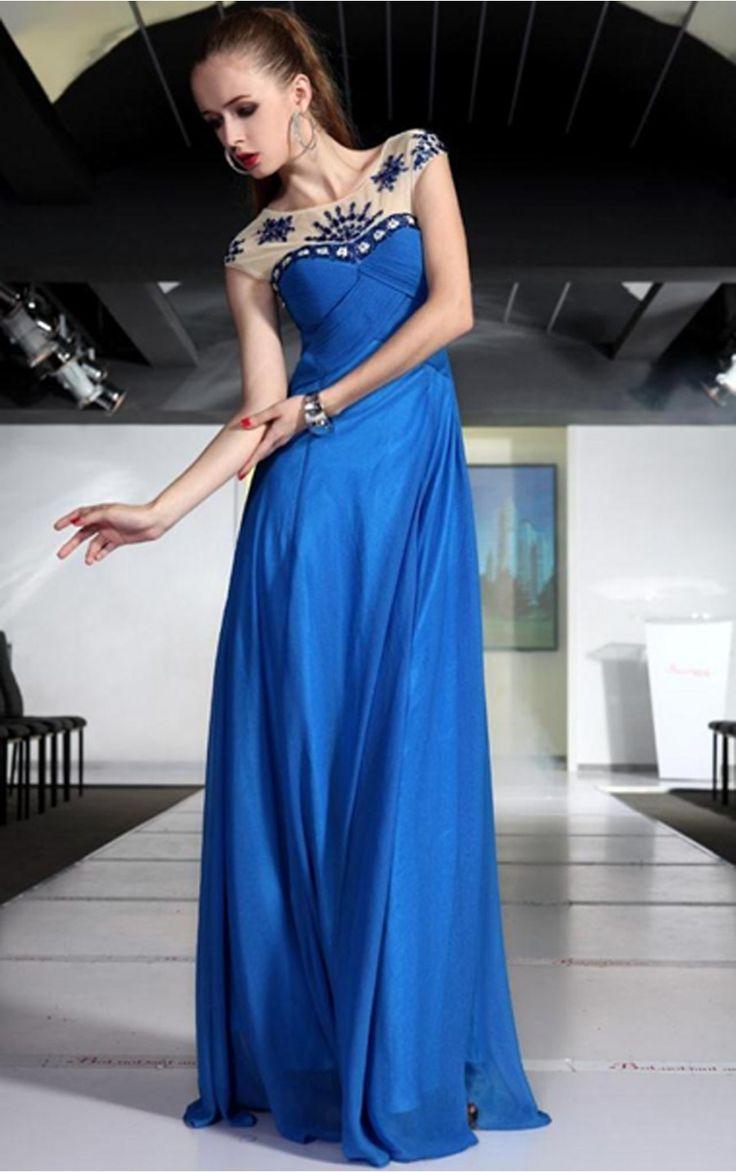 67 besten Evening Dresses Bilder auf Pinterest | Abendkleider ...