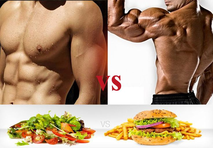 It is good to be healthy & have a good body but do not be fooled by fake muscles!