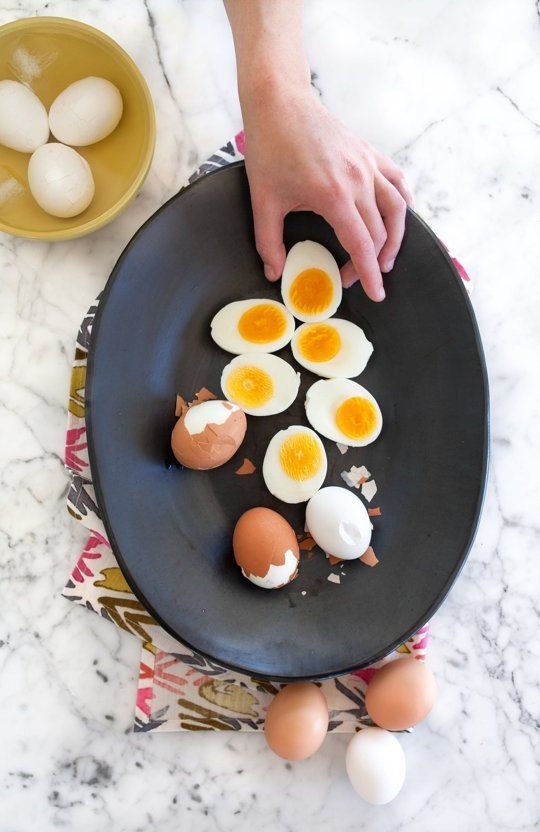 How To Boil Eggs Perfectly Every Time — Cooking Lessons from The Kitchn: http://www.thekitchn.com/how-to-boil-eggs-perfectly-every-time-cooking-lessons-from-the-kitchn-202415