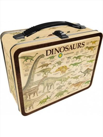 Smithsonian Dinosaurs Fun Box Lunchboxes, Lunchbox | Sanity