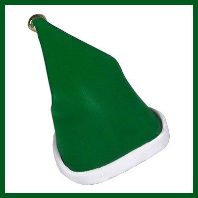 Un chapeau pour le petit lutin Ce chapeau de lutin peut-être fait de feutrine ou avec de la mousse.  Vous trouverez les explications dans le document gratuit. #Noël #animassiettes #lutin #diy