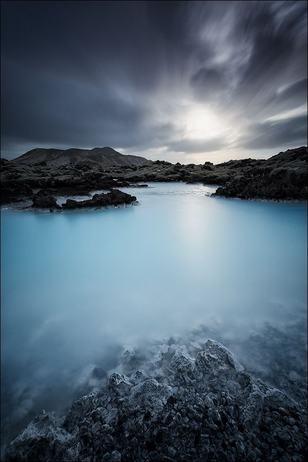 Blue Lagoon may be the most iconic place you can go in Iceland, and is deservedly a must see!  Click through to read more on Blue Lagoon.