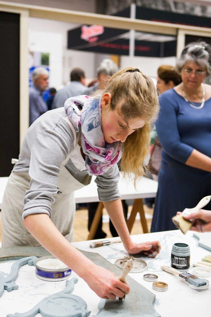 #Workshop #Paint 2015 Cape #HOMEMAKERS_Expo