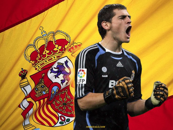 Casillas: Boss Goalie of Real Madrid