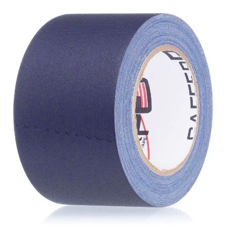 REAL Professional Premium Grade Gaffer Tape by Gaffer Power - Made in the USA - Black 3 Inch X 30 Yards - Heavy Duty Gaffers Tape - Non-Reflective - Waterproof - Multipurpose - Better than Duct Tape, 2016 Amazon Hot New Releases Tapes, Adhesives & Sealants  #Industrial