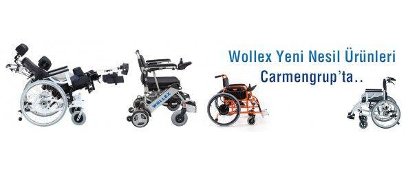 wollex tekerlekli sandalye