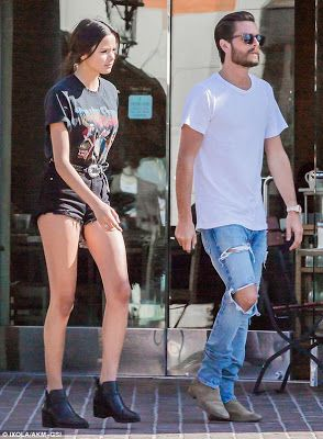 Mabel Naija's Blog (MNB)                                                      : ENTERTAINMENTS: Scott Disick Goes Public With His ...