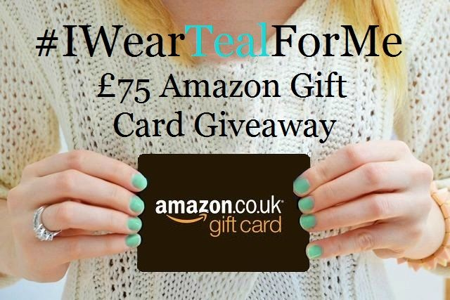 Enter this month's giveaway to win £75 of Amazon vouchers!