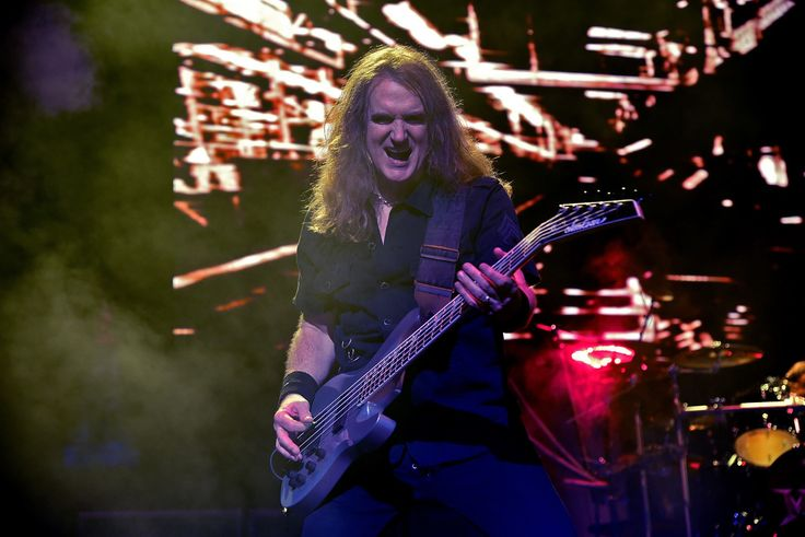 Happy birthday David Ellefson!