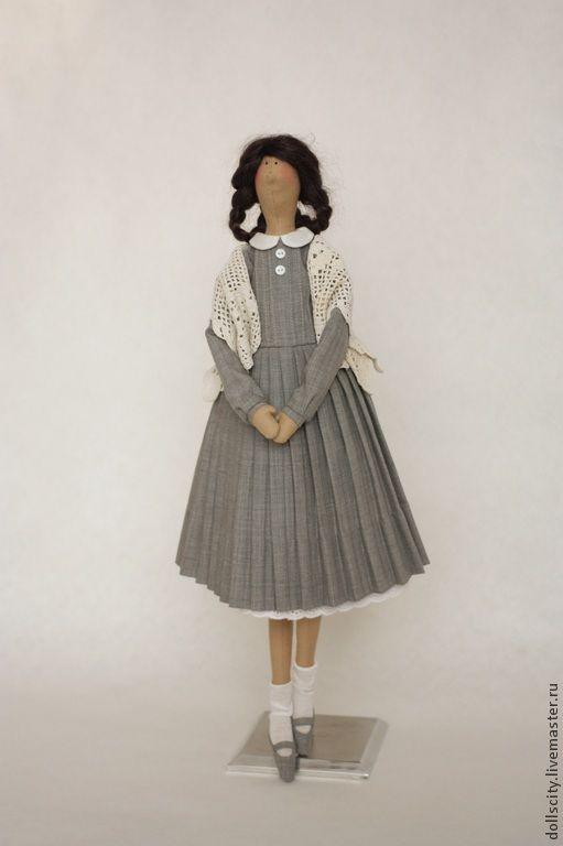 Купить Текстильная кукла в стиле Тильда - кукла Тильда, кукла ручной работы, кукла