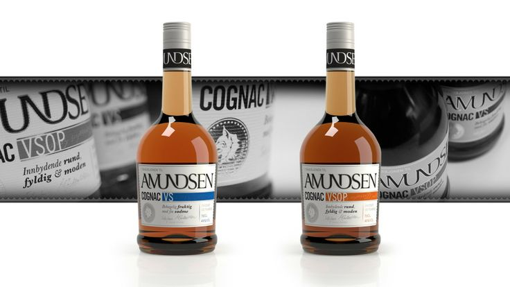 AmundsenCognac by Grid design