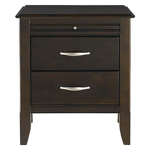 Bassett 5th Avenue Nightstand Orig 799 Bedroom