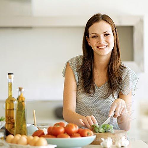 Tips para cocinar saludable para uno mismo.