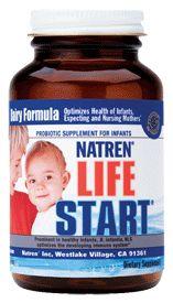 Natren Life Start Probiotics