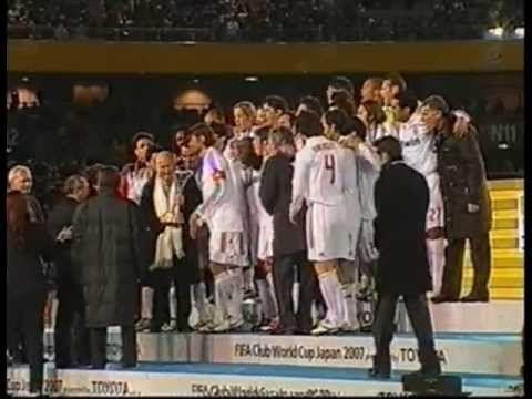 FIFA CLUB WORLD CUP 2007 - FINALE BOCA JUNIORS - MILAN 2-4 HIGHLIGHTS E ...