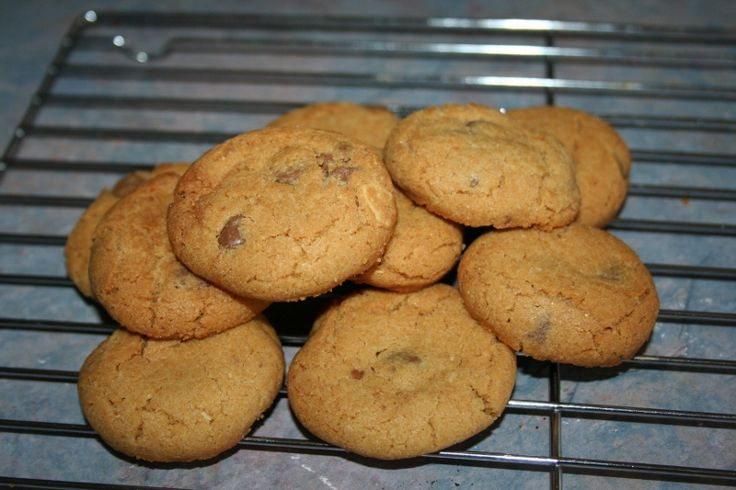 Crunchy Choc Chip Cookies | Official Thermomix Recipe Community