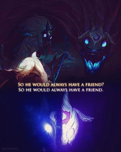 League of Legends: Kindred :)