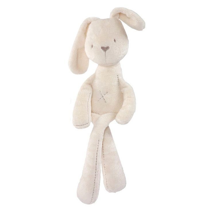 54cm Mamamiya & Papas Baby Rabbit Sleeping Comfort Doll Plush Toy Millie & Boris Smooth Obedient Rabbit Sleep Calm Doll Gifts