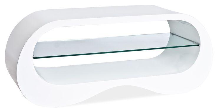 Soffbord Grapevine B färg vit