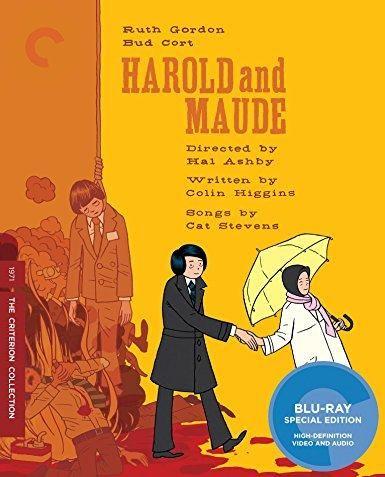 Ruth Gordon & Bud Cort & Hal Ashby-Harold and Maude