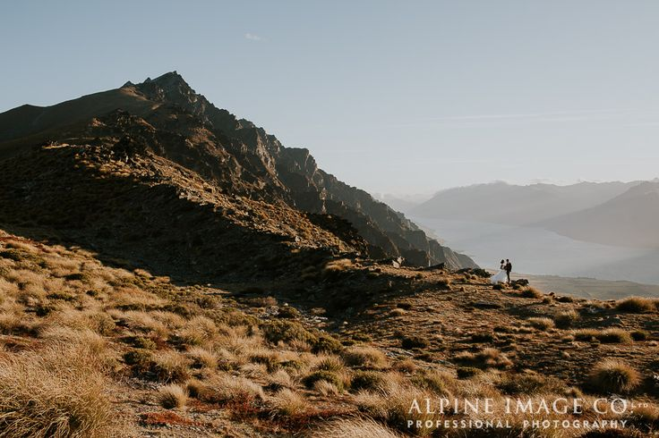The Remarkables in Queenstown are truly that. Love these moments in the mountains. Photography by Alpine Image Company