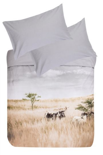 Photographic Printed Duvet Cover Set