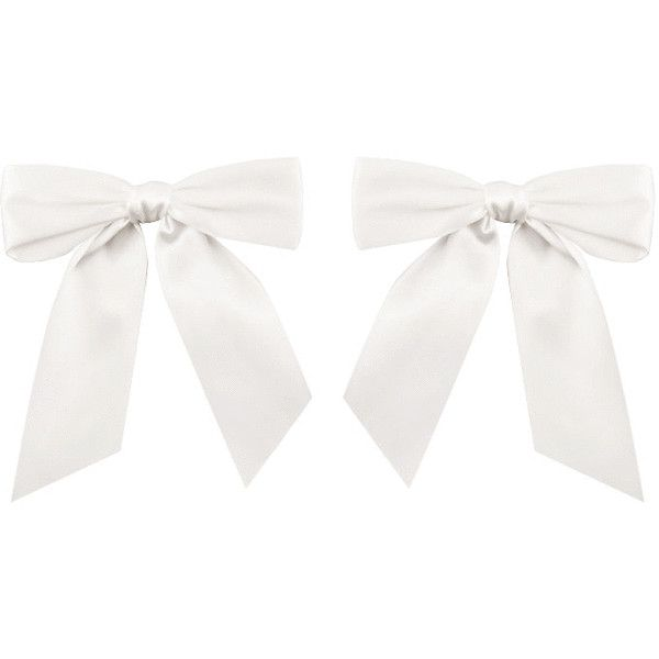 """4.5"""" Wide White Satin Ribbon Hair Bows ❤ liked on Polyvore featuring accessories, hair accessories, white hair accessories, white hair bow, hair bow accessories and ribbon hair bows"""