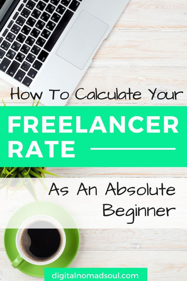 b63ad6aaf112 If you are just starting out as a freelancer, you will probably ask  yourself, what to charge your clients. How do you calculate your freelance  rates?