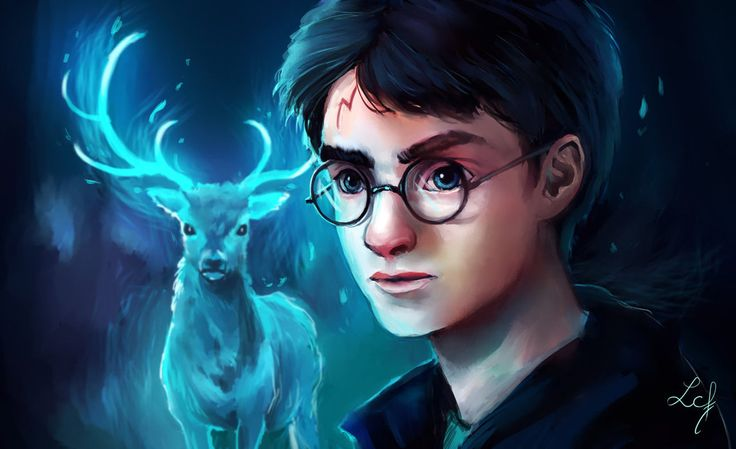 Harry Potter by Ludmila-Cera-Foce on DeviantArt - Visit to grab an amazing super hero shirt now on sale!