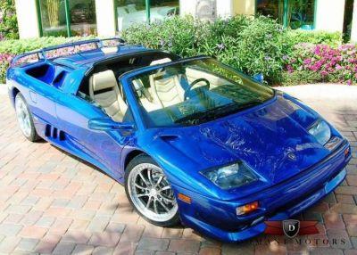 1999 Lamborghini Diablo http://www.iseecars.com/used-cars/used-lamborghini-for-sale