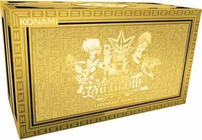 nice Yu-Gi-Oh!: Legendary Decks II Themed Starters (Yugi, Kaiba, Joey)