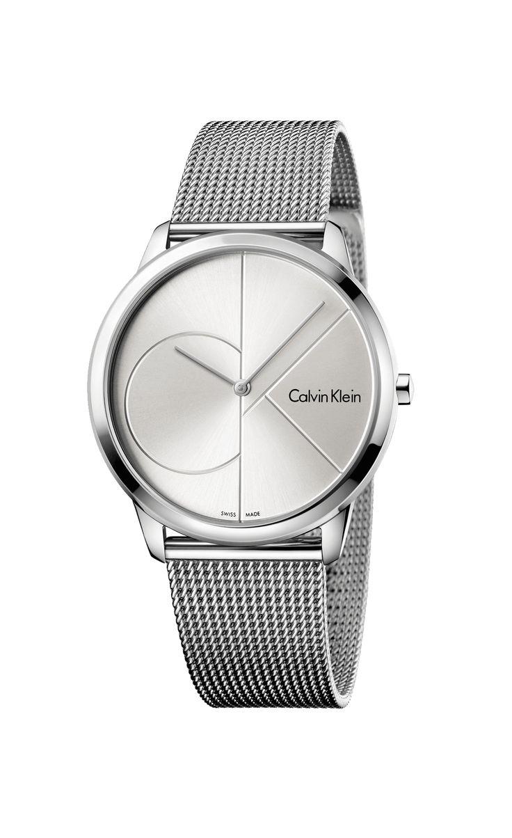 Calvin Klein Calvin Klein Minimal - K3M2112Z : Boutique dos Relógios