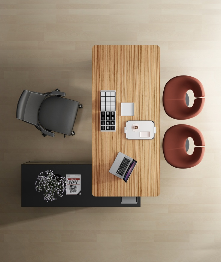 Best Ready For Work Desks Images On Pinterest The Mod Modern