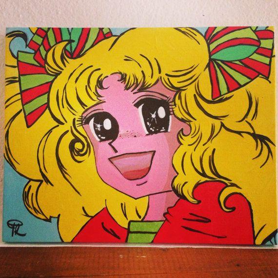Lovely Candy Candy shojo