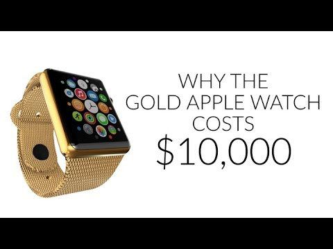 CollegeHumor has created a parody Apple video explaining the real reason for the $10,000 price tag on the gold Apple Watch Edition. The price was announced at the recent Apple event held in San Fra...