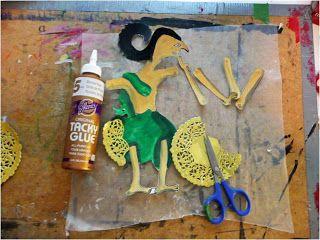Wayang Kulit: How to Make Indonesian Shadow Puppets