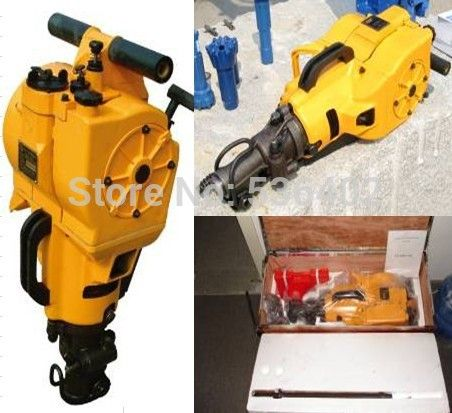 ==> [Free Shipping] Buy Best YN27J Hand Held Petrol Rock Drill Machine Online with LOWEST Price | 32673091952