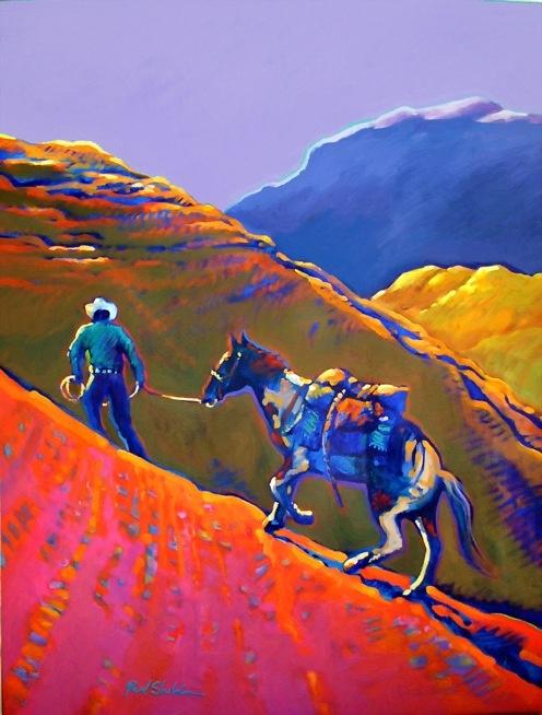Paul Sheldon  Contemporary Western Art