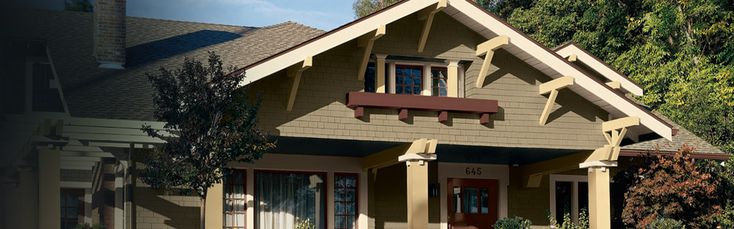 Sherwin williams 6158 sawdust on the body 6156 ramie on - Colour visualiser exterior house ...