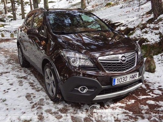 Prueba Opel Mokka 1.4 Turbo 140 CV 4x4 Excellence: diseño exterior e interior - http://www.actualidadmotor.com/2013/05/21/prueba-opel-mokka-1-4-turbo-140-cv-4x4-excellence-diseno-exterior-e-interior/
