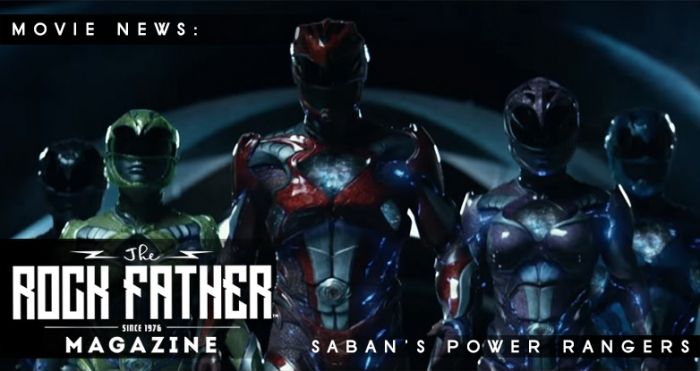 It's Morphin' Time! Check out the new POWER RANGERS Movie Trailer... via @therockfather